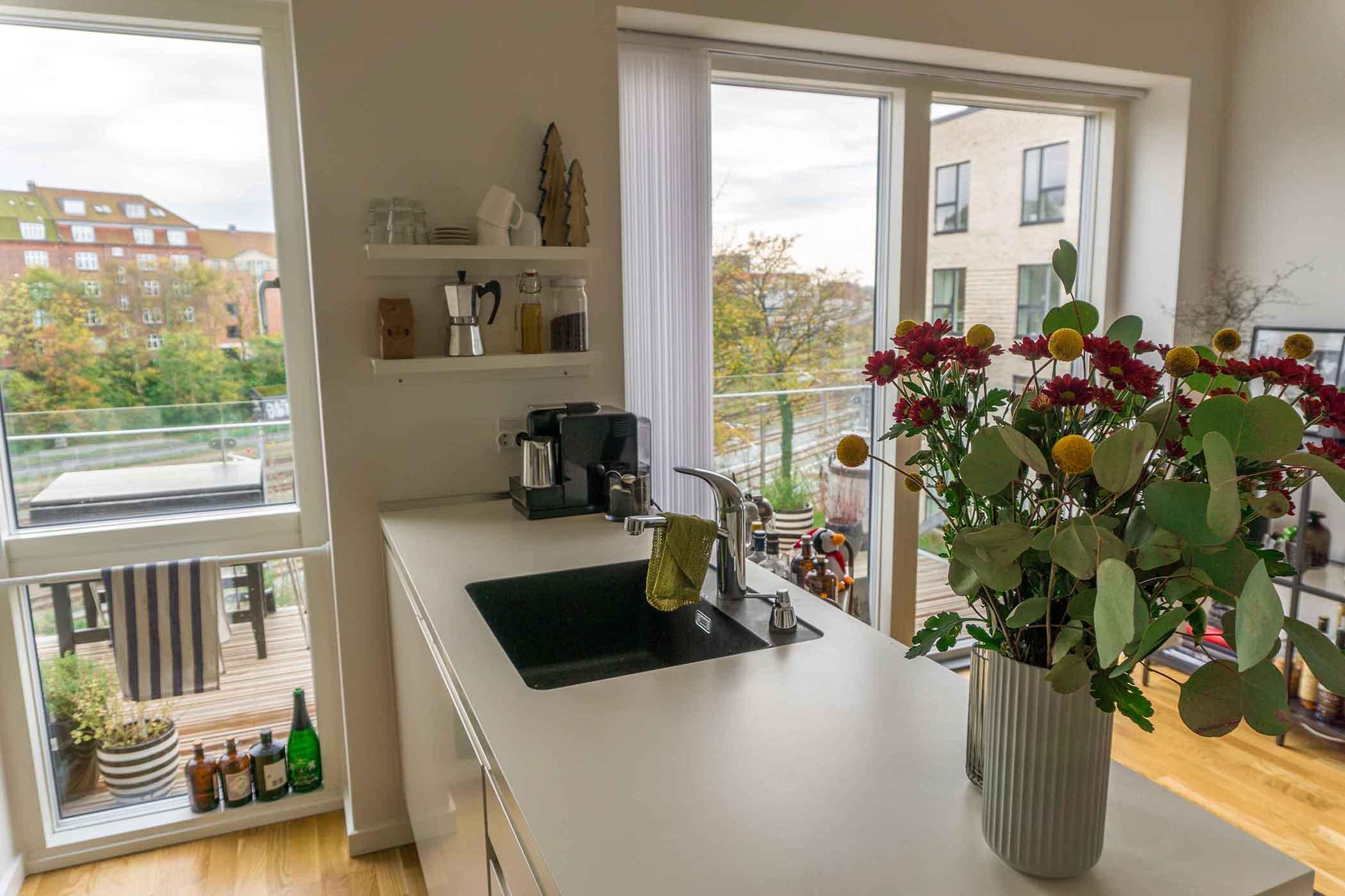 Valdemarsgade 60-64 - Køkkenet